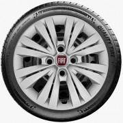 Calota Aro 15 Fiat Palio Siena Uno Argo 2017 2018 2019 2020 G246
