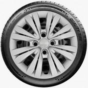 Calota Aro 15 Nissan Versa March 2016 2017 2018 2019 2020 G246