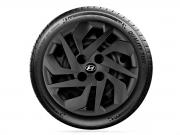 Calota Unitaria Preto Fosco Aro 14 Hyundai HB20 HB20S 2020 G187PF