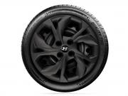 Calota Unitaria Preto Fosco Aro 15 Hyundai Novo HB20 HB20S 2020 G193PF