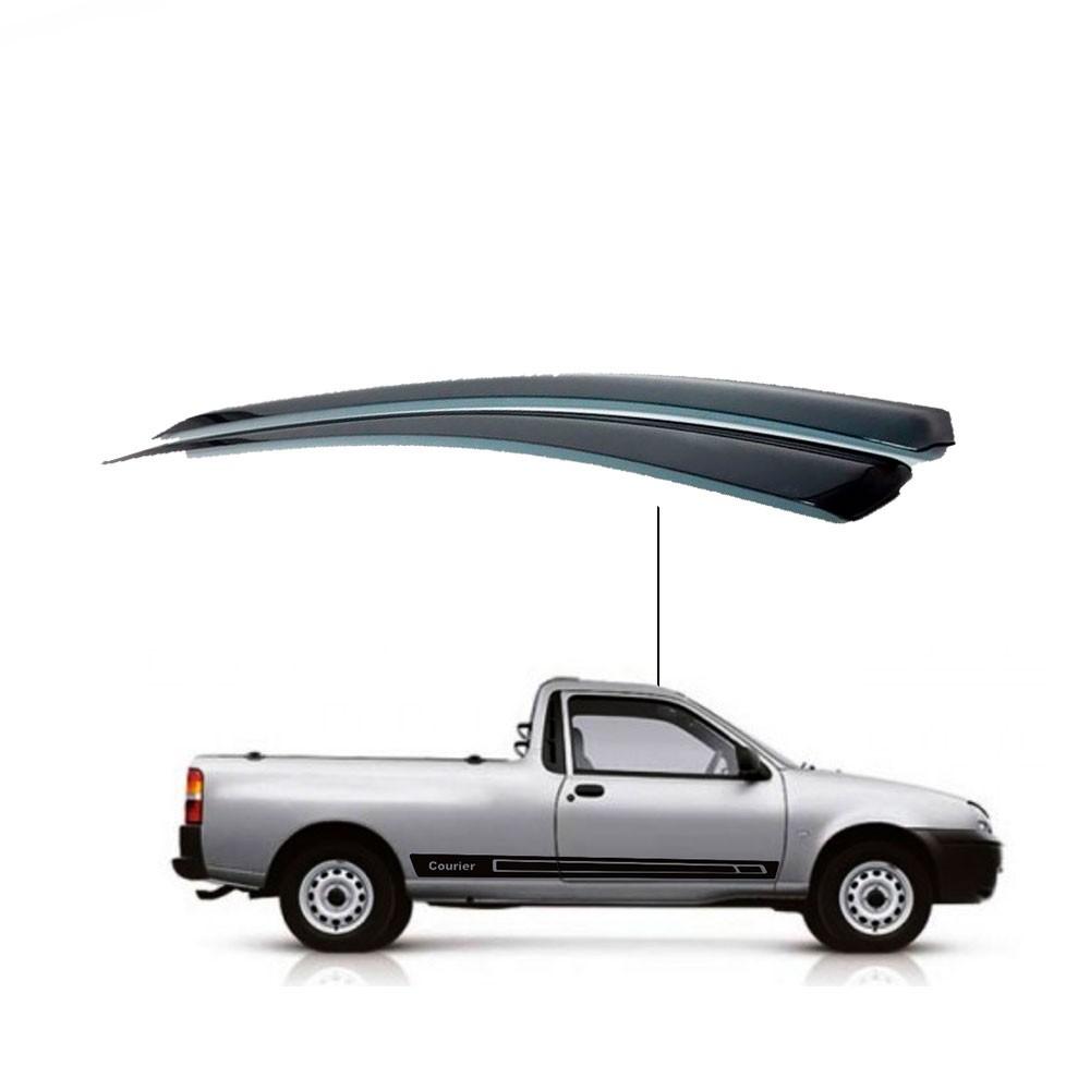 Calha De Chuva Ford Courier 2P 1996 A 2002 - Inativar