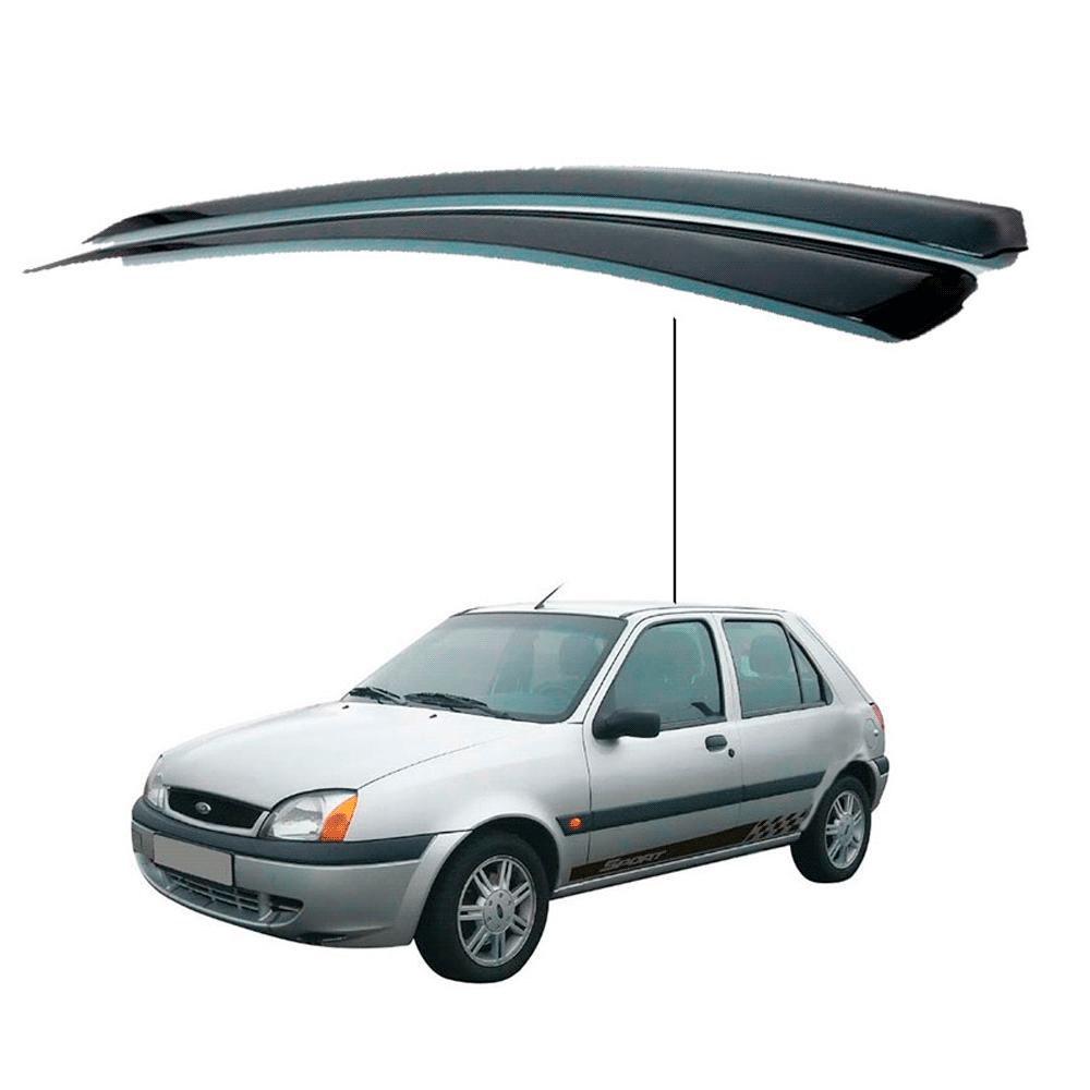 Calha De Chuva Ford Fiesta Fiestinha 2P 1996 A 2002