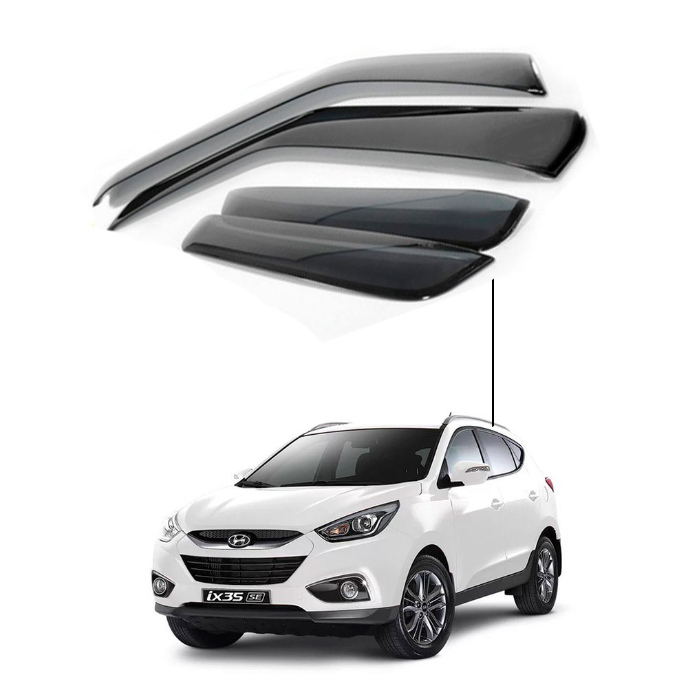 Calha De Chuva Hyundai Ix35 2011 2012 2013 2014 2015 2016 2017