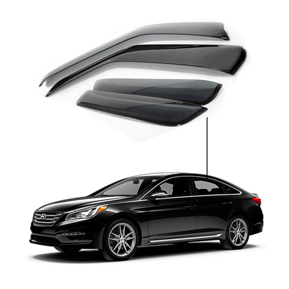 Calha De Chuva Hyundai Sonata 2011 2012 2013 2014 2015