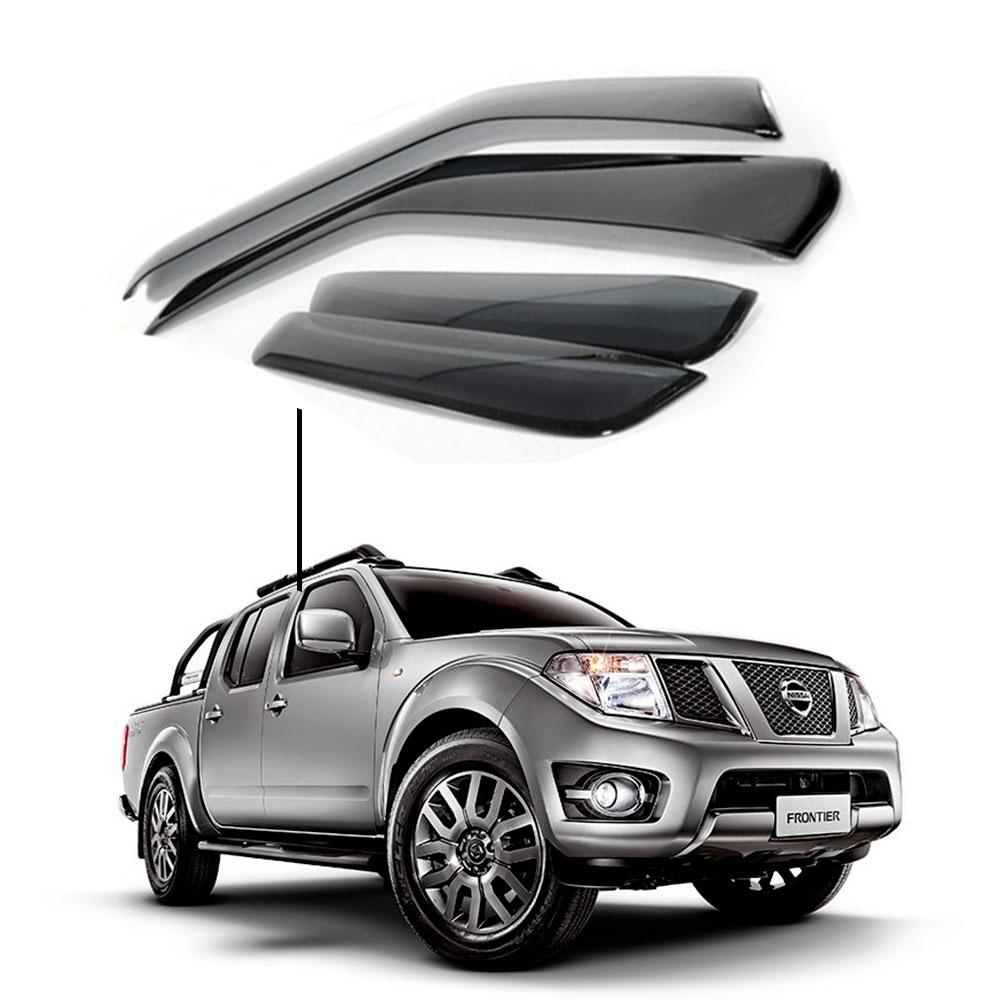 Calha De Chuva Nissan Frontier 2008 2010 2012 2014 2015 2016 2017