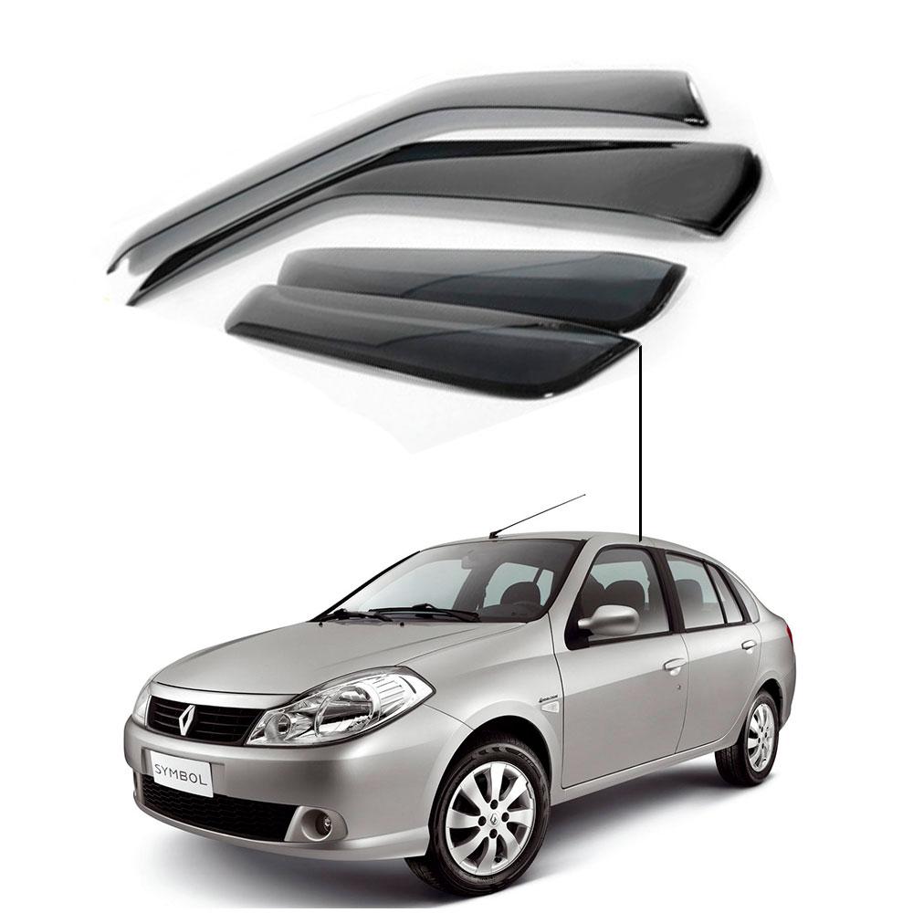 Calha De Chuva Renault Symbol 2009 2010 2011 2012 2013