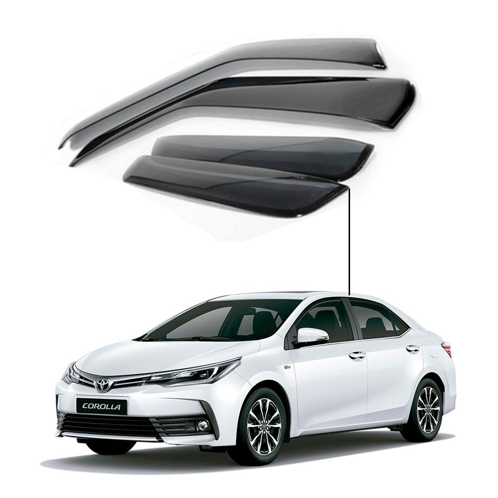 Calha De Chuva Toyota Novo Corolla 2015 A 2018