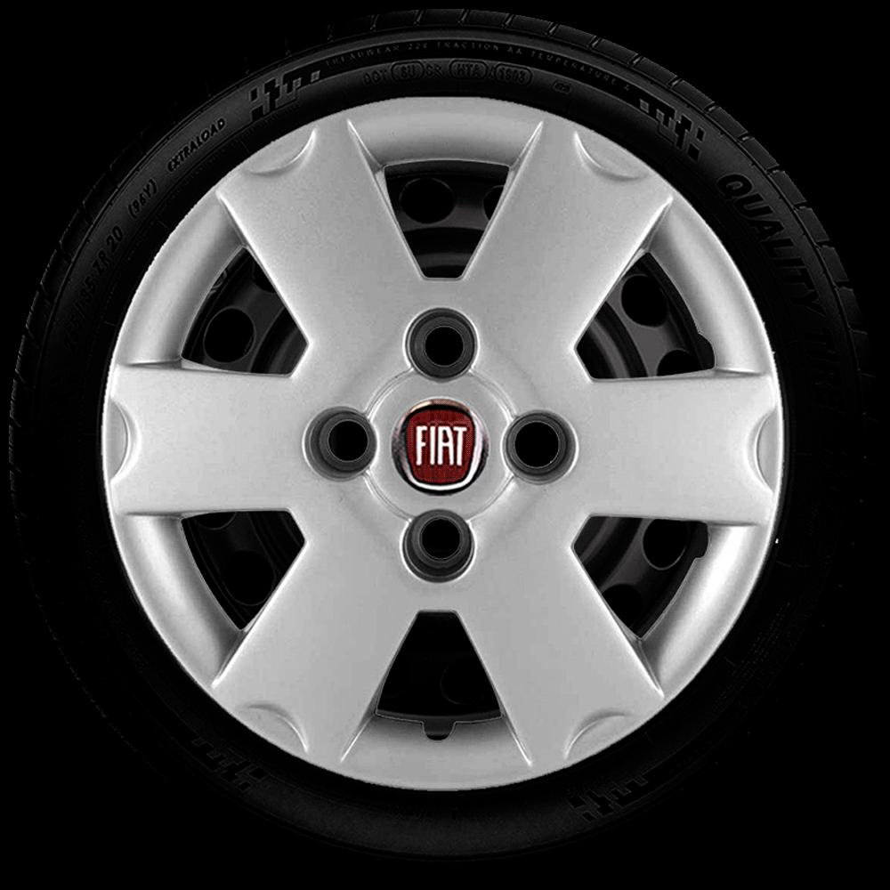 Calota Aro 13 Fiat Palio Siena Uno Fire G033