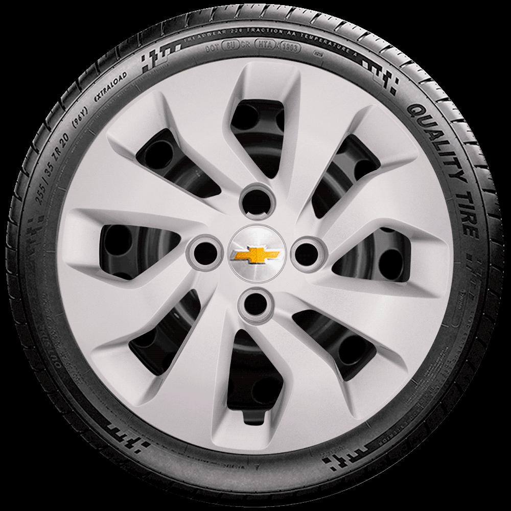 Calota Aro 14 Chevrolet Novo Prisma Onix G373