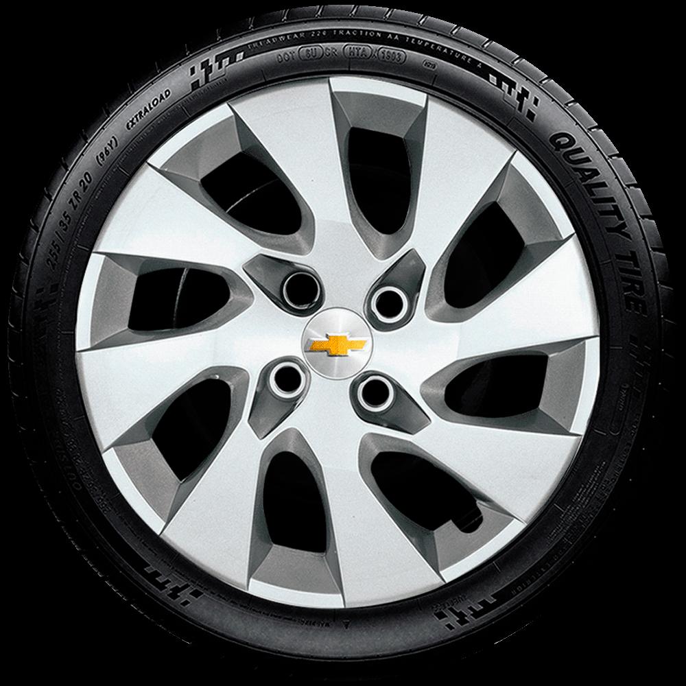 Calota Aro 14 Chevrolet Onix Prisma Agile Cobalt Corsa Celta G133