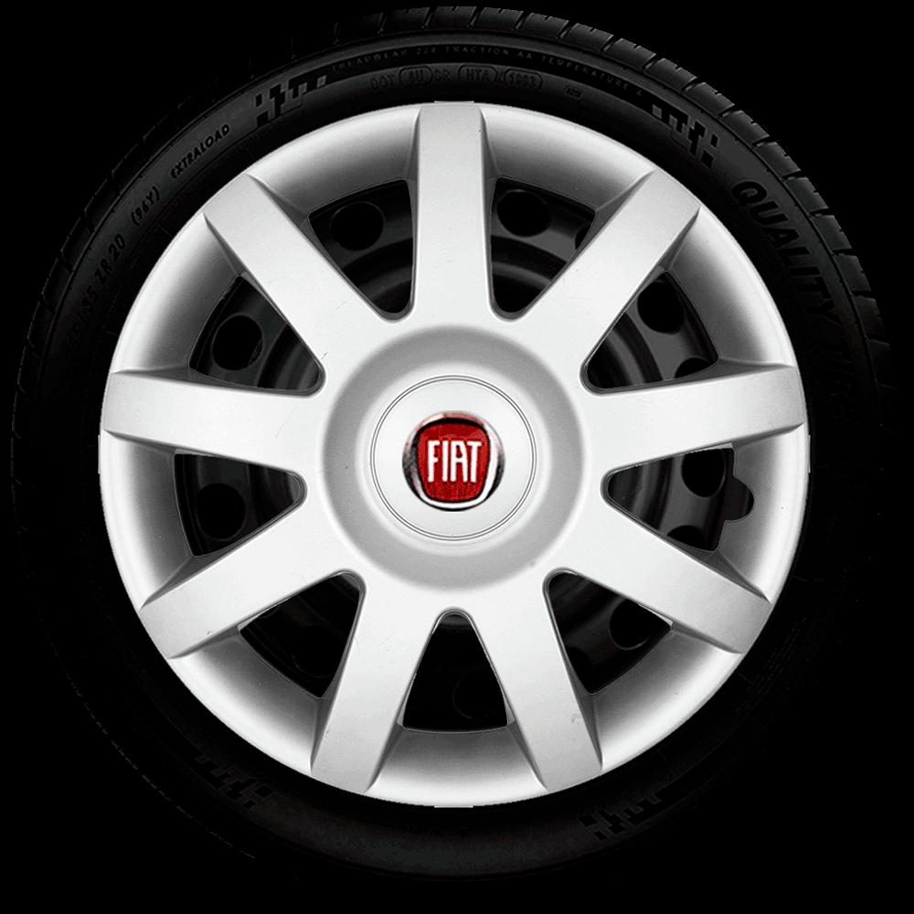Calota Aro 14 Fiat Grand Siena Uno Palio Fire Idea G873
