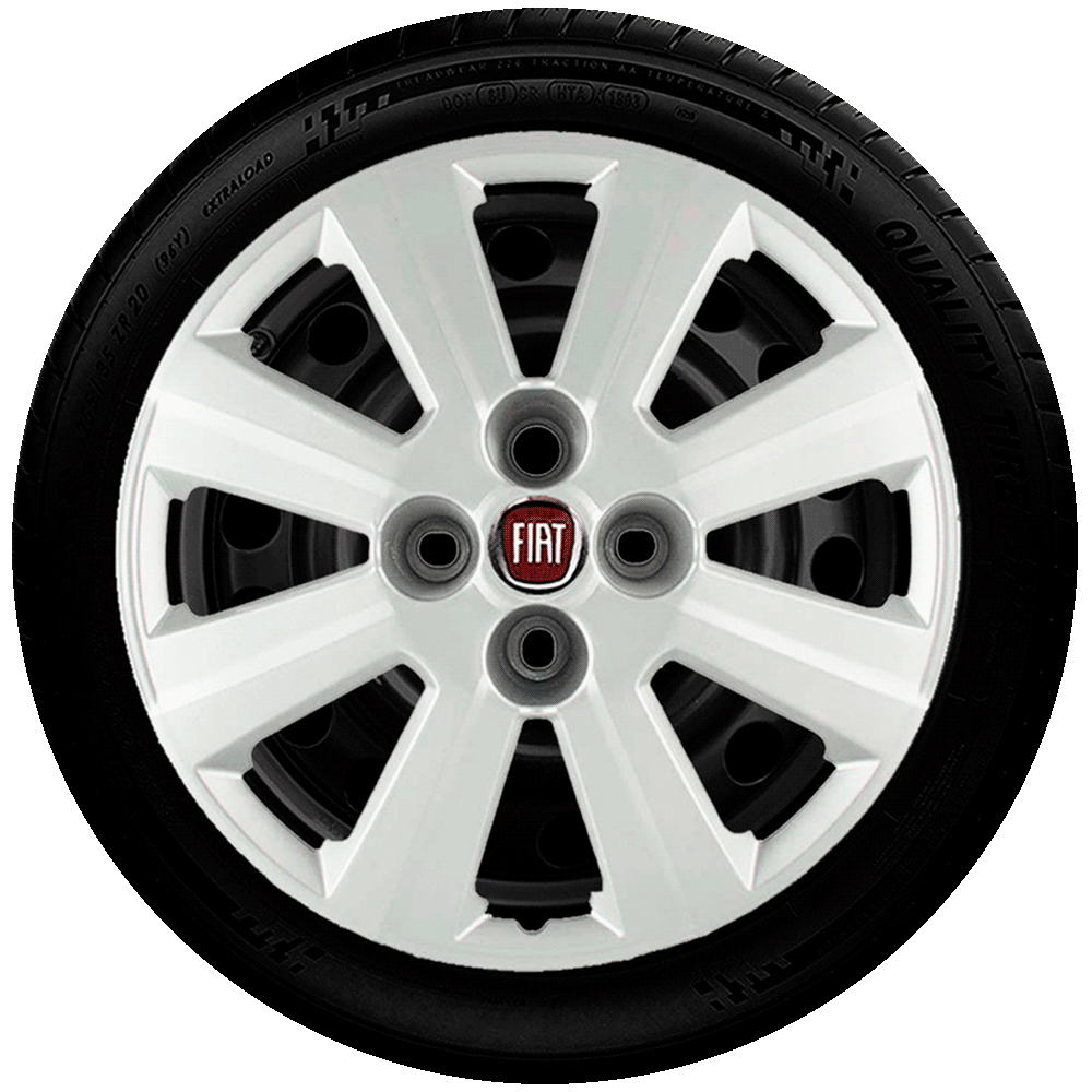 Calota Aro 14 Fiat Palio Siena Uno Idea Punto G109
