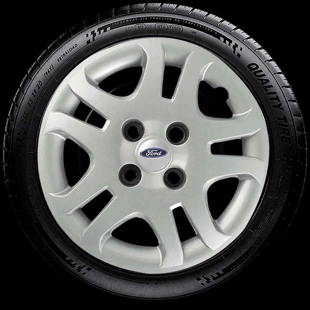 Calota Aro 14 Ford Fiesta Focus Ká Ecosport G026