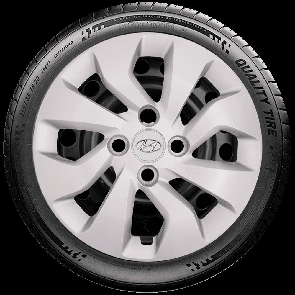 Calota Aro 14 Hyundai Novo Hb20 Hb20S 2019 2020 G373