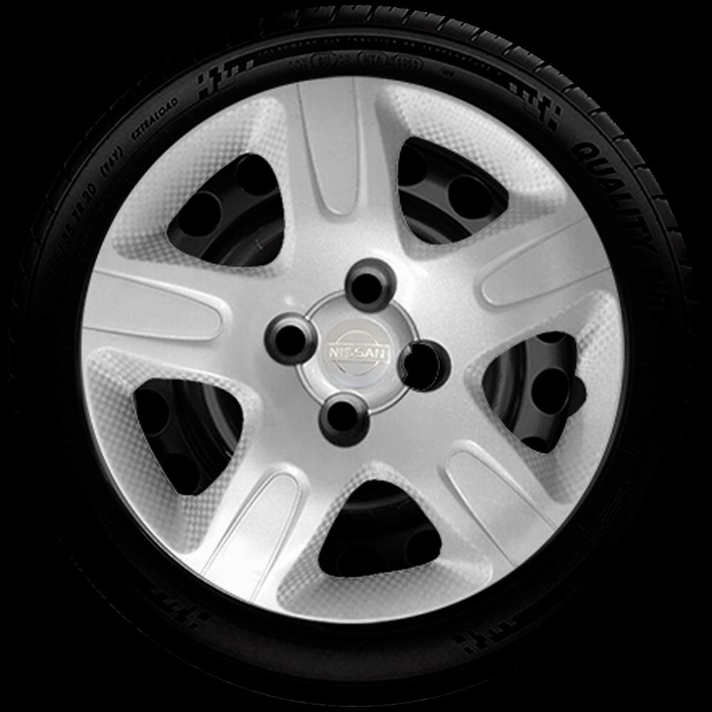 Calota Aro 14 Nissan March Tiida G111