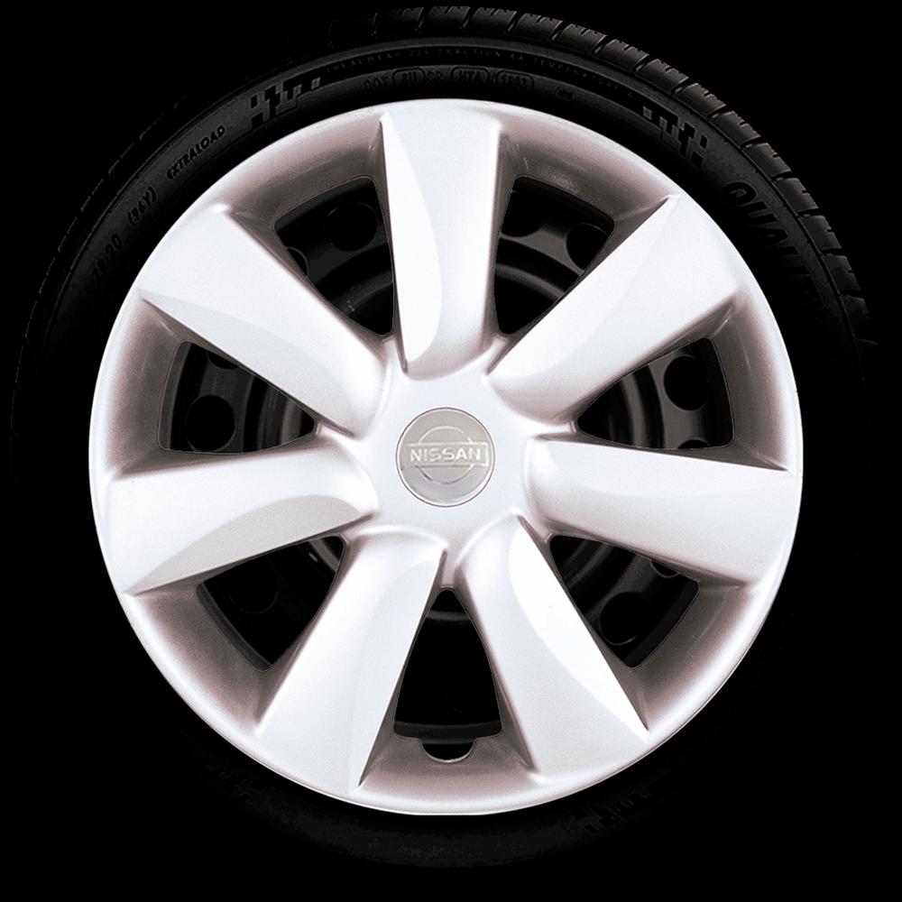 Calota Aro 14 Nissan Versa Sentra Tiida March G450