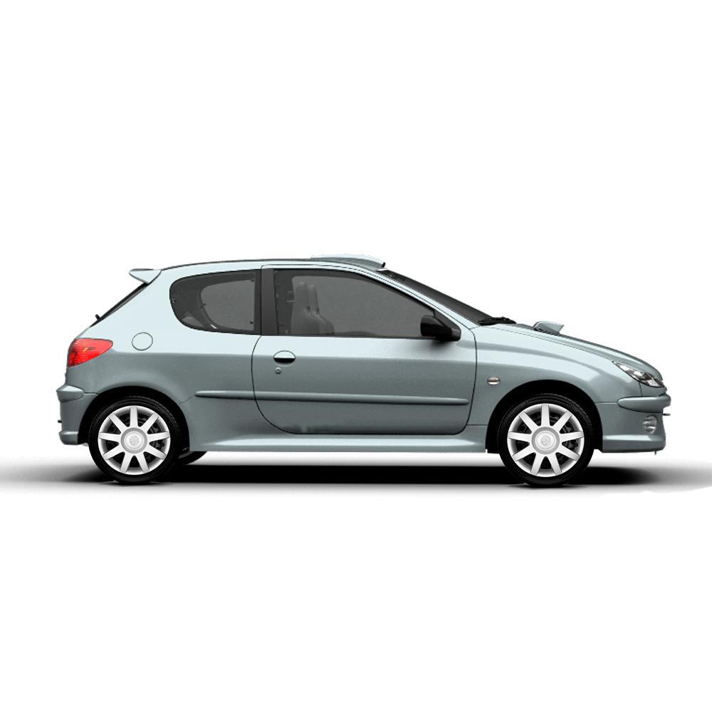 Calota Aro 14 Peugeot 206 207 208 307 G873