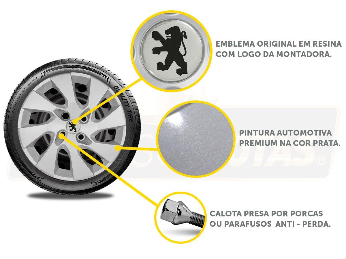 Calota Aro 14 Peugeot 208 307 306 206 207 G133E
