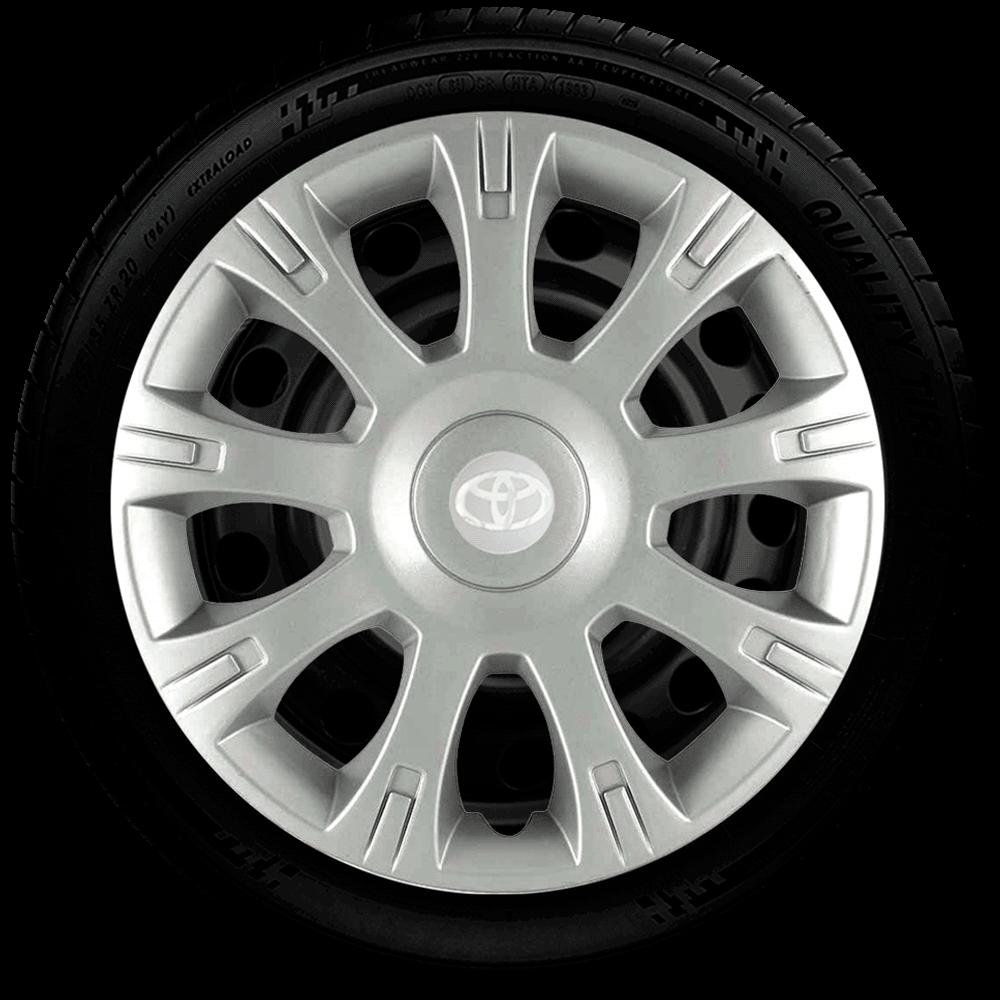 Calota Aro 14 Toyota Etios Hatch Sedan 2013 2014 2015 G086