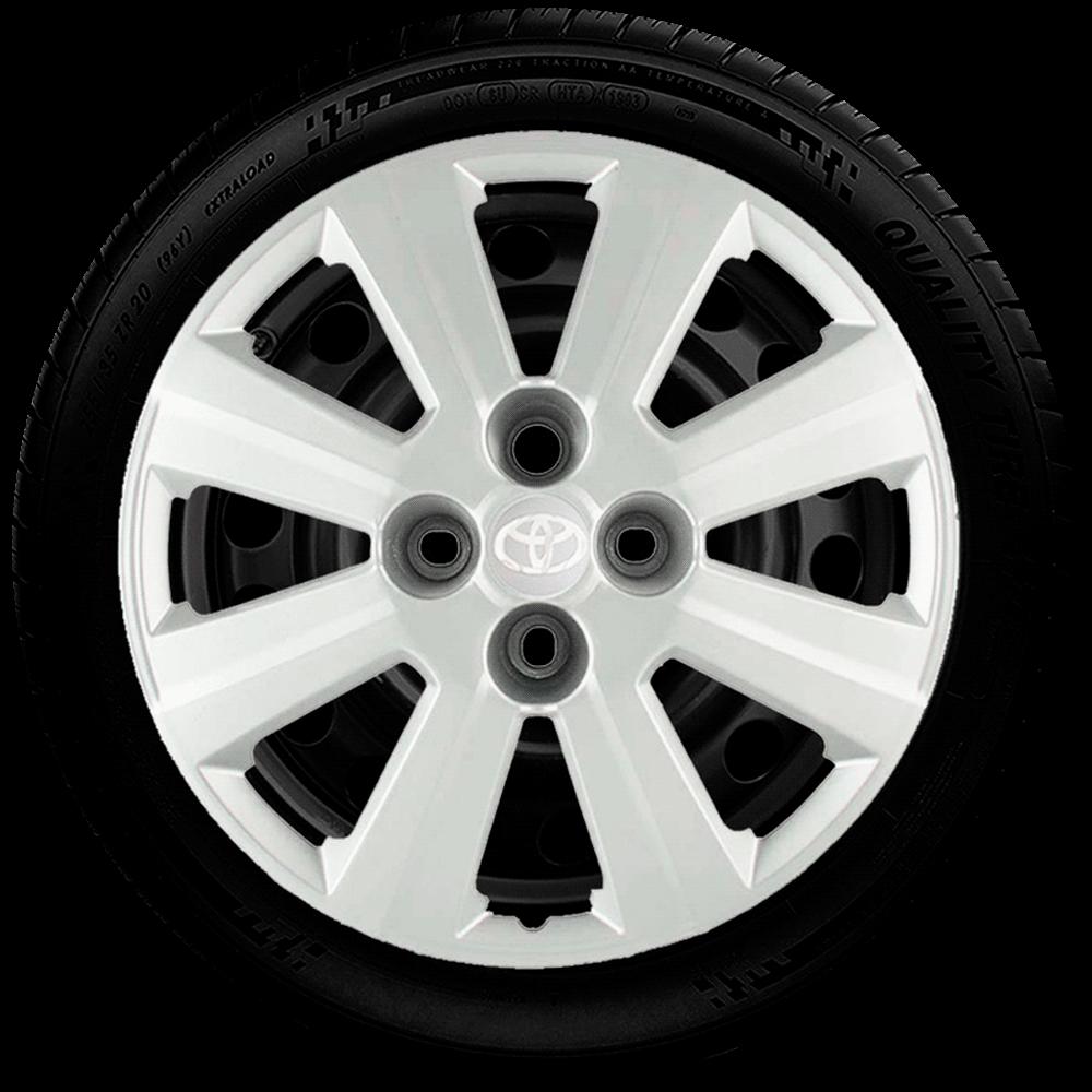 Calota Aro 14 Toyota Etios Hatch Sedan 2016 2018 2020 G109