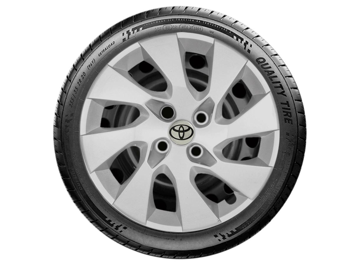 Calota Aro 14 Toyota Etios Sedan Hatch G133E