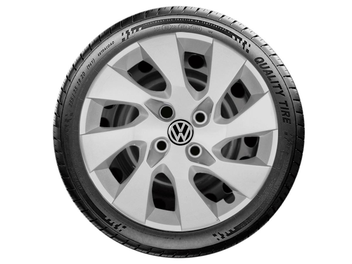 Calota Aro 14 Volkswagen Gol Voyage G4 G5 Parati G133E