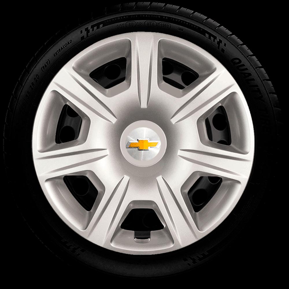 Calota Aro 15 Chevrolet Corsa Celta Prisma Meriva Zafira Classic G876