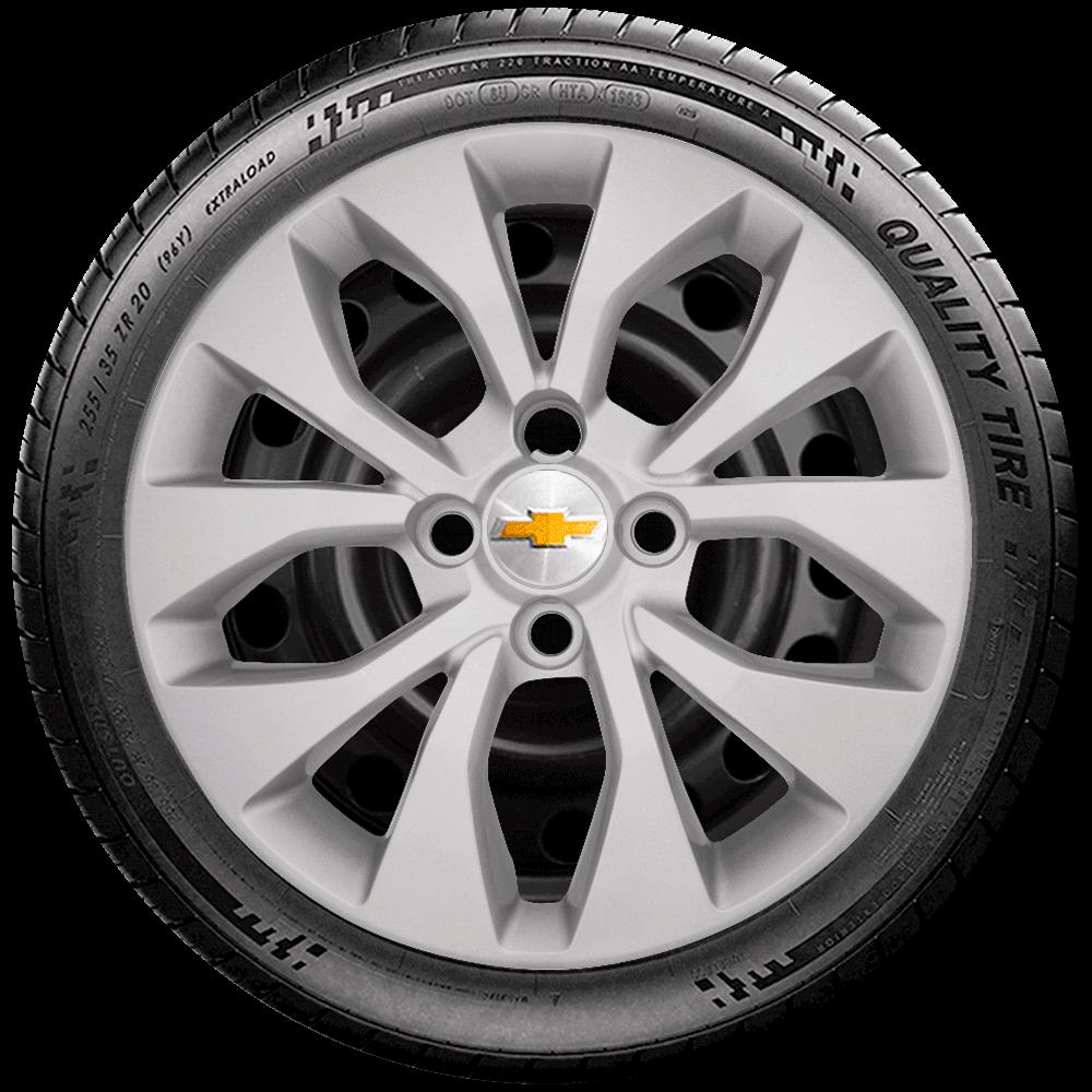 Calota Aro 15 Chevrolet Onix Prisma Meriva 2017 2018 G375