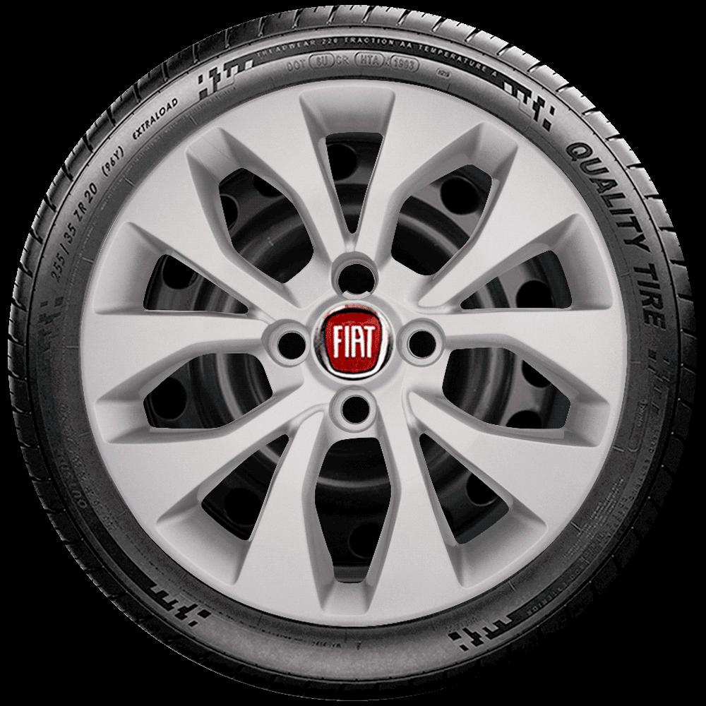 Calota Aro 15 Fiat Palio Siena Idea Punto Uno G375