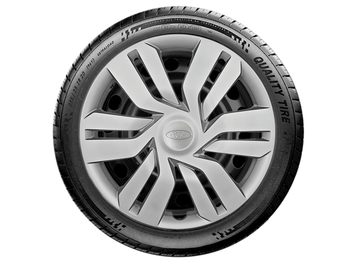 Calota Aro 15 Ford Ka Hatch Sedan 2016 2019 G120E