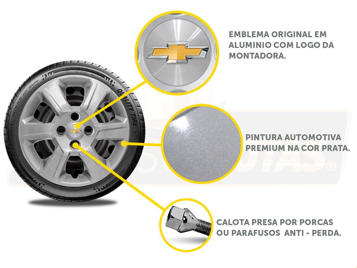 Calota Aro 15 Gm Onix Prisma 2019 2020 G084E