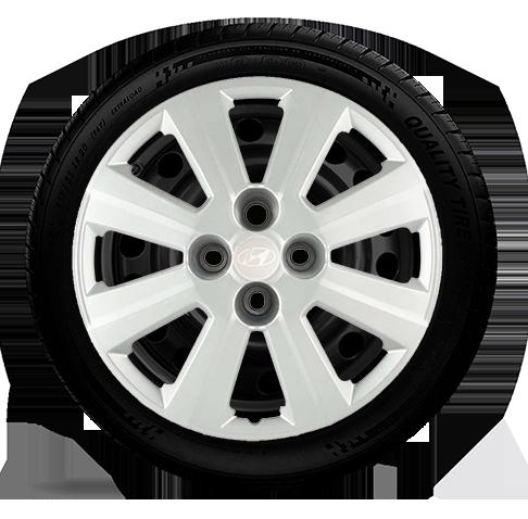 Calota Aro 15 Hyundai Novo Hb20 Hb20S Plus G030