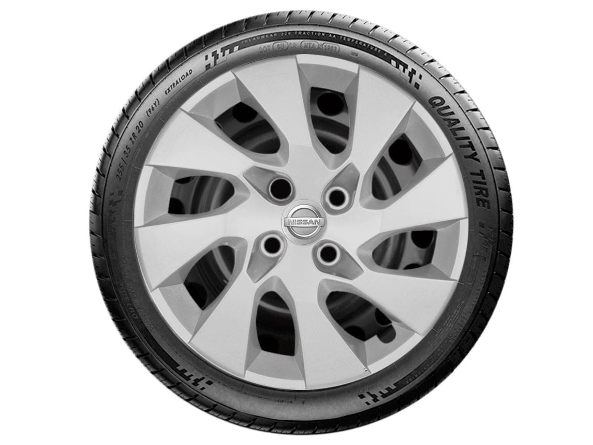 Calota Aro 15 Nissan March Versa 2013 2020 G195E