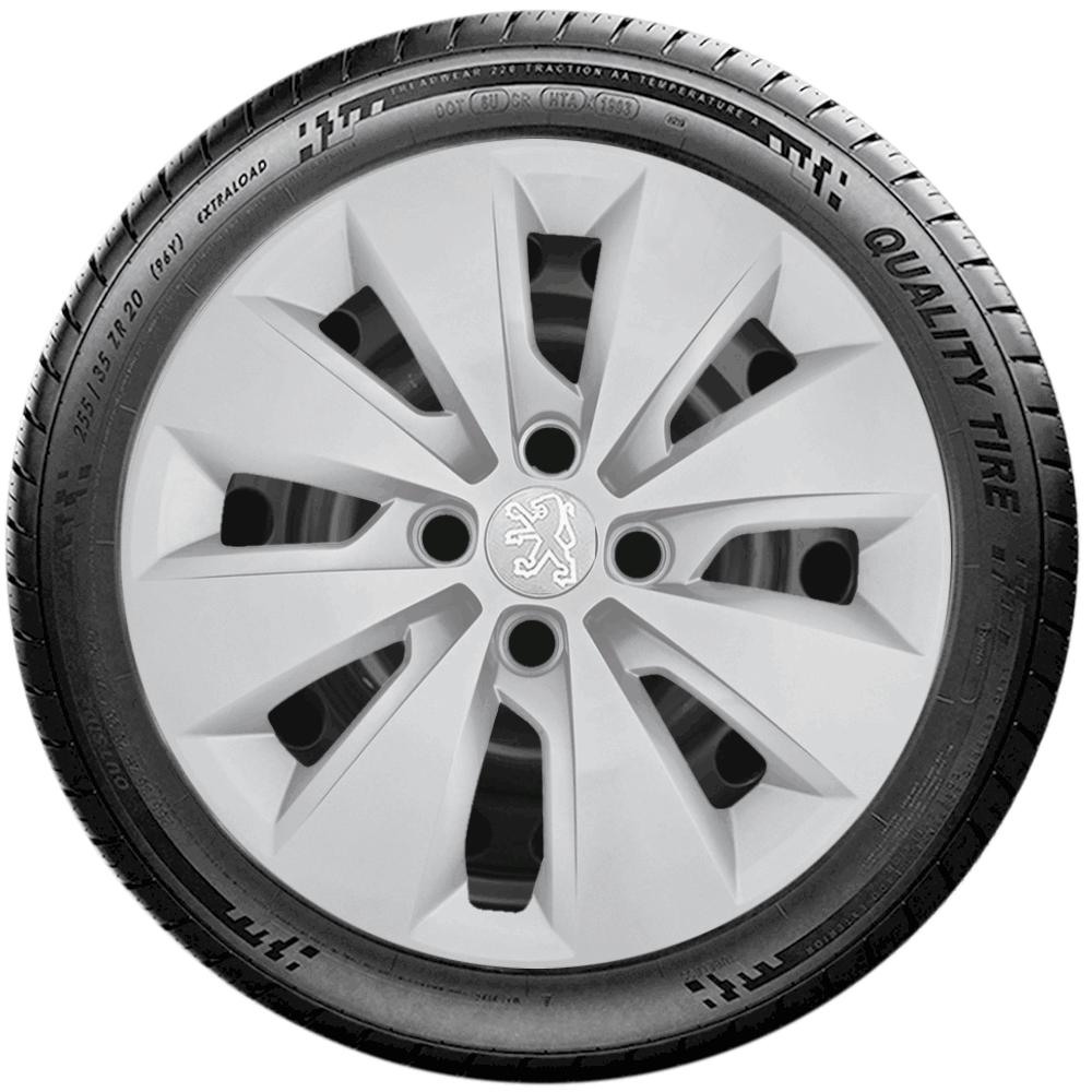 Calota Aro 15 Peugeot 207 208 307 G248