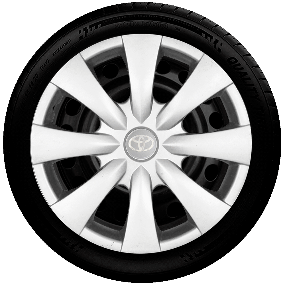 Calota Aro 15 Toyota Etios Corolla G460