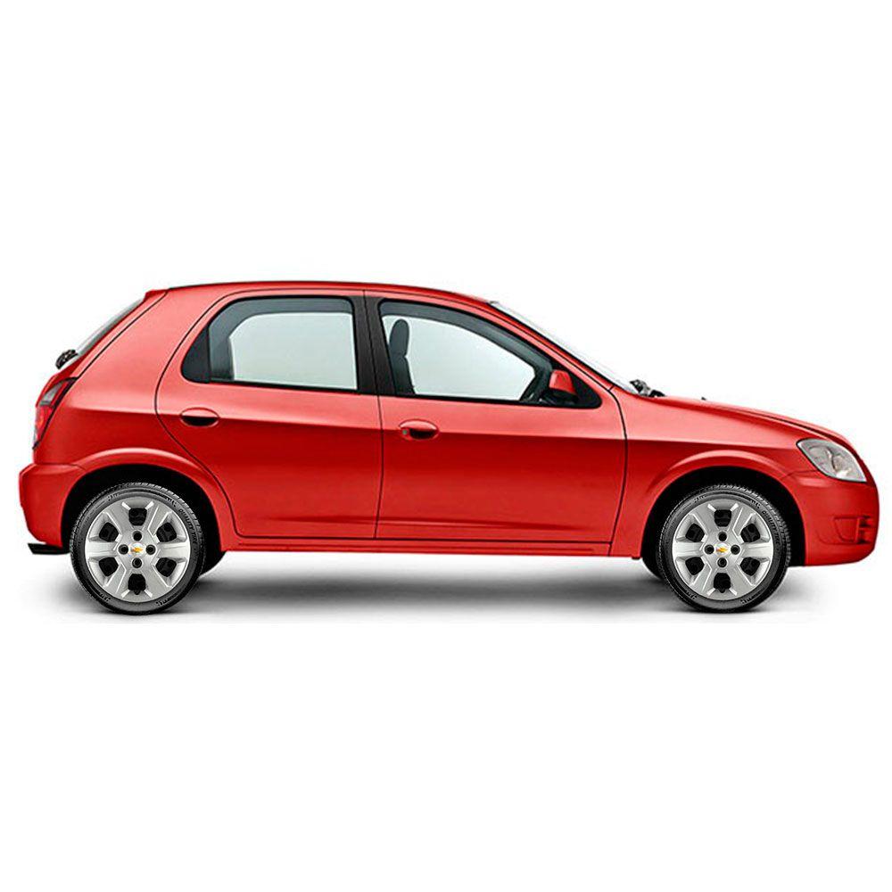 Calota Jogo 4Pçs Chevrolet Agile Onix Prisma Astra Aro 15 G084J