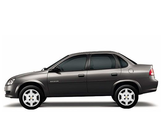 Calota Jogo 4Pçs Chevrolet Corsa Classic Celta Prisma Aro 13 G069J