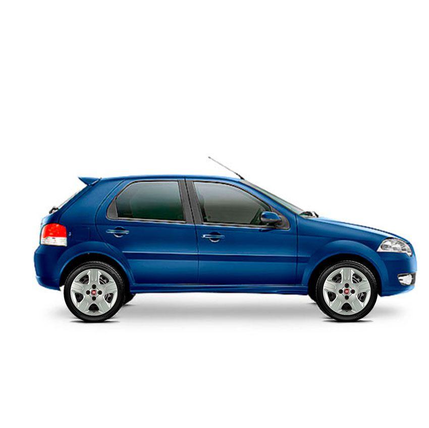 Calota Jogo 4Pçs Fiat Idea Punto Novo Palio Uno Grand Siena Aro 14 G111J