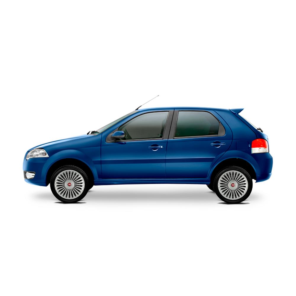 Calota Jogo 4Pçs Fiat Novo Palio Argo Cronos Grand Siena Aro 15 G171J