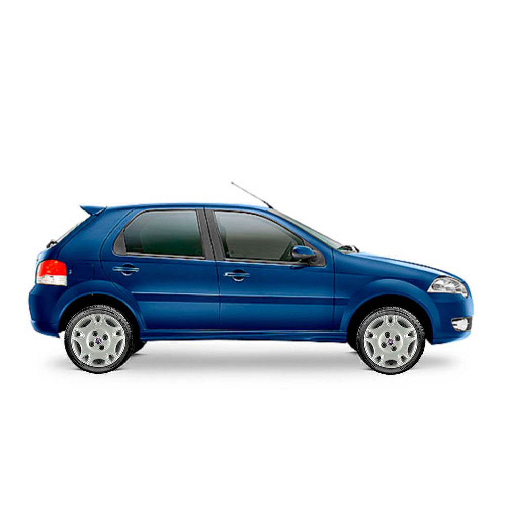 Calota Jogo 4Pçs Fiat Palio Siena Uno Fire Aro 13 G050J