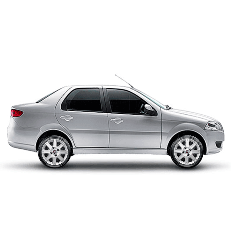 Calota Jogo 4Pçs Fiat Palio Siena Uno Fire Aro 13 G072J