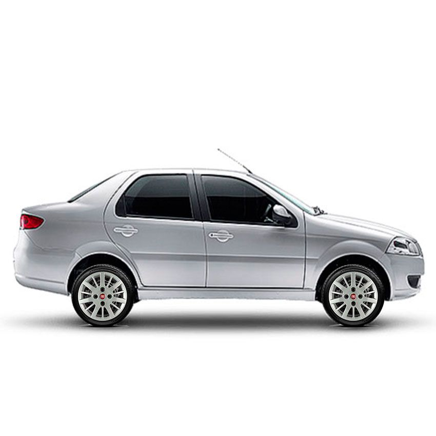 Calota Jogo 4Pçs Fiat Palio Siena Uno Fire Aro 13 G074J