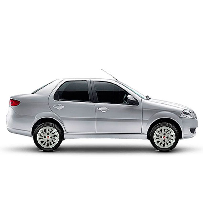Calota Jogo 4Pçs Fiat Palio Siena Uno Fire Aro 13 G092J