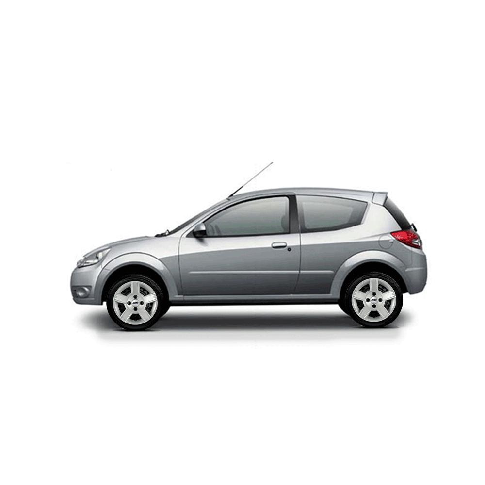 Calota Jogo 4Pçs Ford Fiesta Rocam Ka Focus Aro 14 G014J