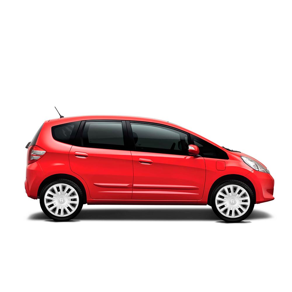 Calota Jogo 4Pçs Honda New Fit New Civic City Aro 14 G083J