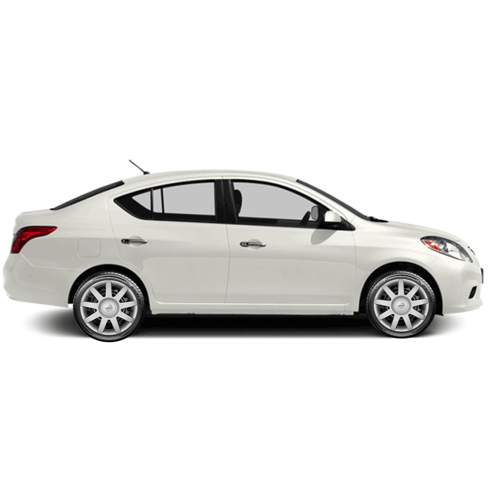 Calota Jogo 4Pçs Nissan March 2013 2014 2015 2016 Aro 14 G873J