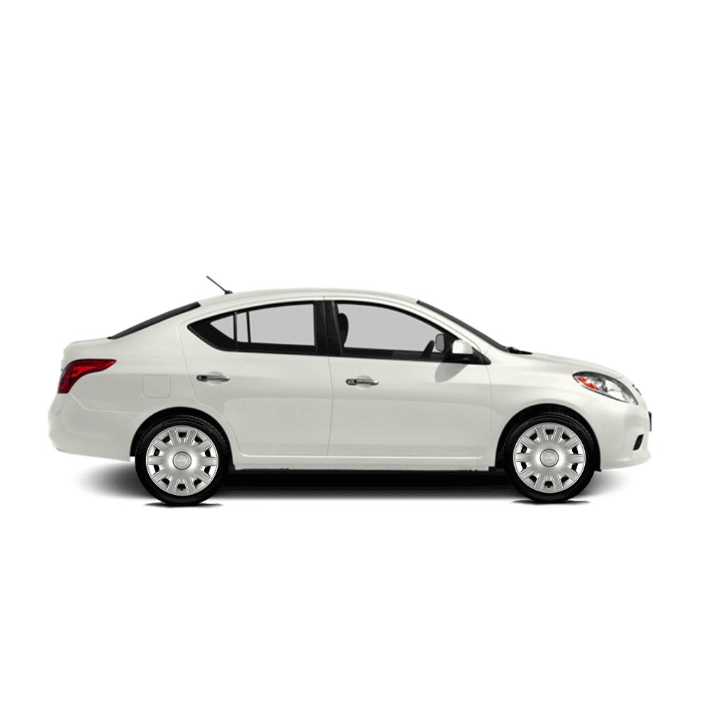 Calota Jogo 4Pçs Nissan March Versa Aro 15 G063J