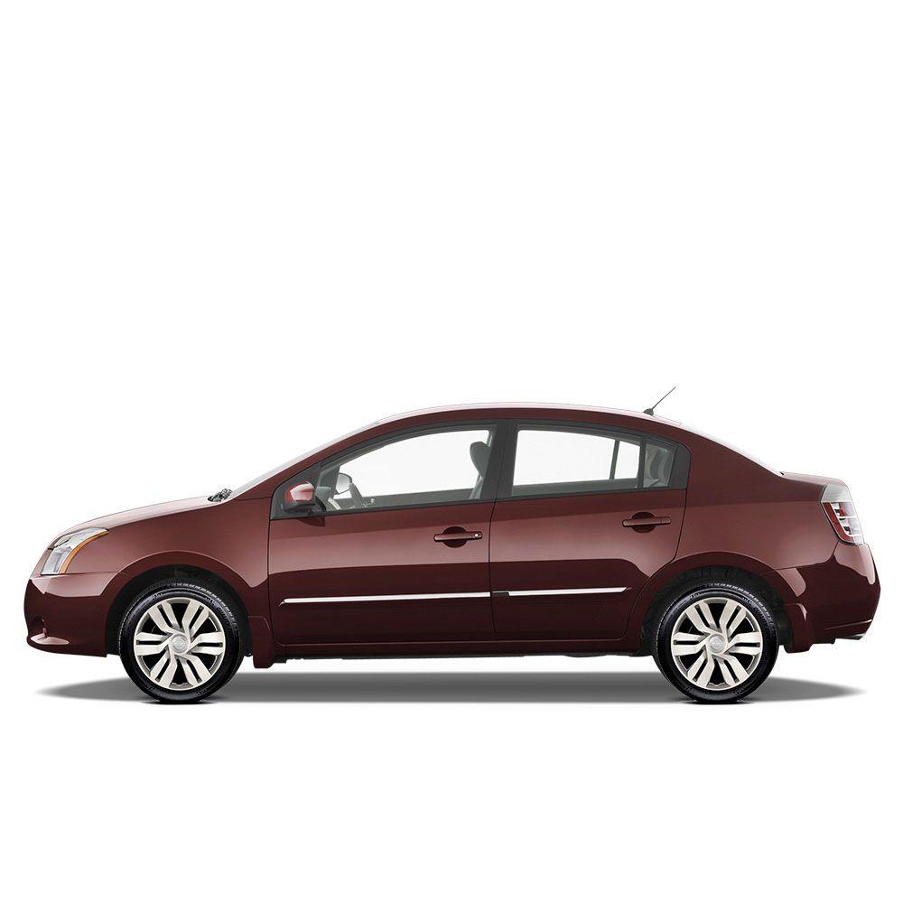 Calota Jogo 4Pçs Nissan March Versa Aro 15 G120J