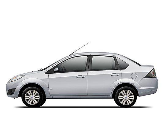 Calota Jogo 4Pçs Ford Novo Ká Fiesta Focus Aro 15 G120J