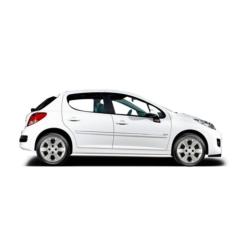 Calota Jogo 4Pçs Peugeot 206 207 208 307 Aro 15 G084J